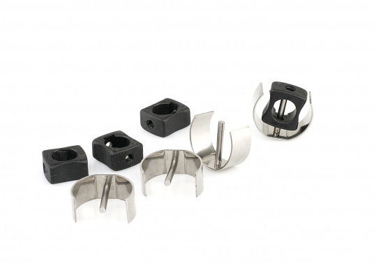 Wantenspanner-Splintsicherungen. Packungsinhalt: 4 Stück. (Bild 7 von 8)
