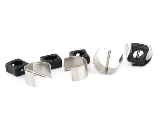 Wantenspanner-Splintsicherungen. Packungsinhalt: 4 Stück. (Bild 8 von 8)