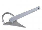 Bracket Anchor, galvanized steel