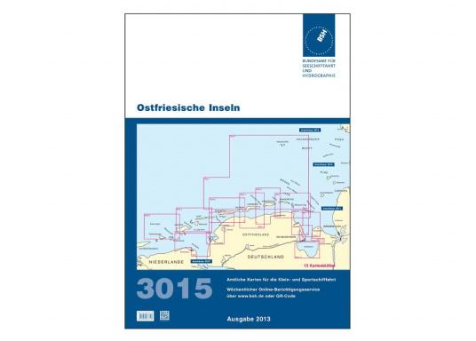 Die offiziellenBSH-Sportbootkartensätze für Nord- und Ostsee bieten zuverlässige Informationen aus erster Hand!Lieferung der Karten im handlichen DIN A2 Format für den Einsatz auf der Yacht.