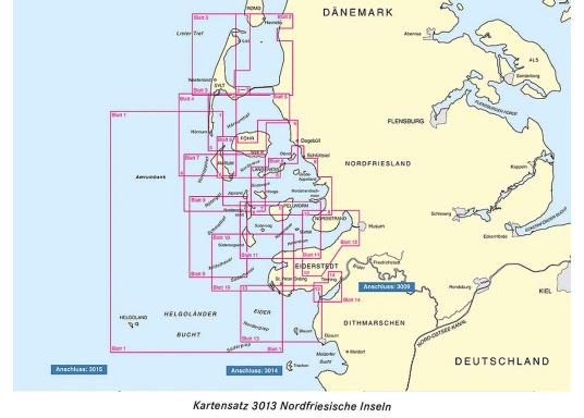 Die offiziellenBSH-Sportbootkartensätze für Nord- und Ostsee bieten zuverlässige Informationen aus erster Hand!Lieferung der Karten im handlichen DIN A2 Format für den Einsatz auf der Yacht.  (Bild 11 von 13)