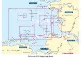 Official Nautical Charts of German Waters North Sea and Baltic Sea