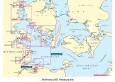 Carte nautiche ufficiali delle acque tedesche