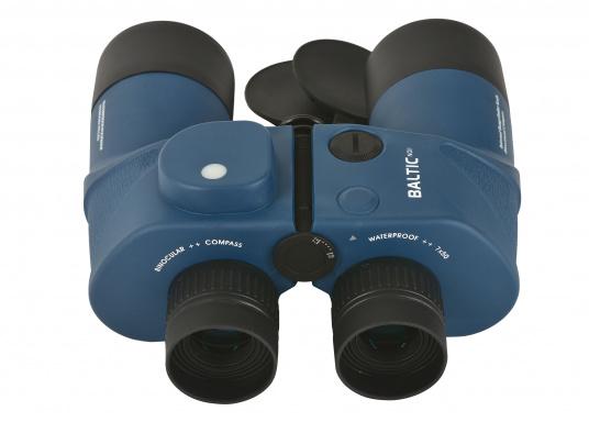 Leistungsstarkes Allround-Fernglas zu einem extrem günstigen Preis! Das BALTIC NGII bietet eine lichtstarke und kontrastreiche Optik. Der eingebaute Kompass sorgt für eine perfekte Peilung.  (Bild 2 von 3)
