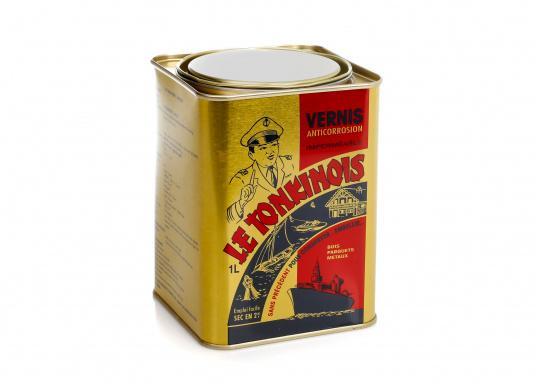 Werterhaltender Schutz ohne Chemie!LE TONKINOIS Bootsöl-Lack ist ein idealer Schutz für jedes Holz im Außen- und Innenbereich: kein Vergrauen und Auswaschen, keine Rissbildung mehr.  (Bild 3 von 4)