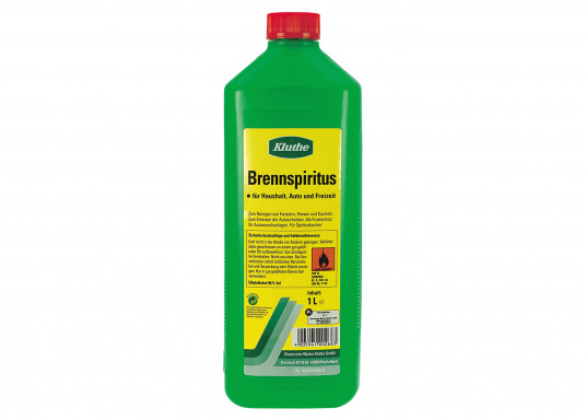 Denatured Alcohol only 4,00 € buy now | SVB Yacht and boat