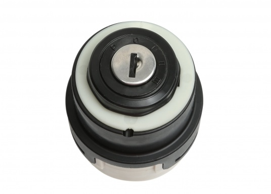 Erstausrüster-Qualität! Dieses professionelle Zündschloss ist mit Vorglühstellen für Dieselmotoren ausgestattet, ebenso ist es für Benziner geeignet. Lieferung inklusive zwei Schlüsseln.  (Bild 2 von 3)