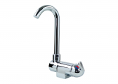 Single Lever Mixer / High Swivel Spout