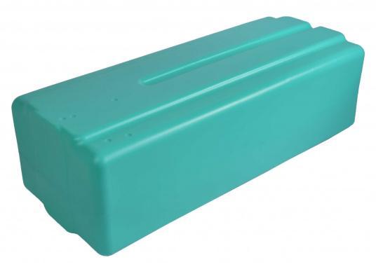 Stabile Tanks aus hochwertigem und geschmacksneutralem Kunststoff. Mit CE-Zulassung. Die Tanks werden mit einem Handlochdeckel geliefert. Als Anschluss können an beliebiger Stelle Stutzen in den Tank eingesetzt werden. Lieferbar in verschiedenen Größen.  (Bild 4 von 11)