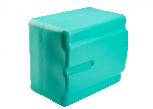 Stabile Tanks aus hochwertigem und geschmacksneutralem Kunststoff. Mit CE-Zulassung. Die Tanks werden mit einem Handlochdeckel geliefert. Als Anschluss können an beliebiger Stelle Stutzen in den Tank eingesetzt werden. Lieferbar in verschiedenen Größen.  (Bild 10 von 11)
