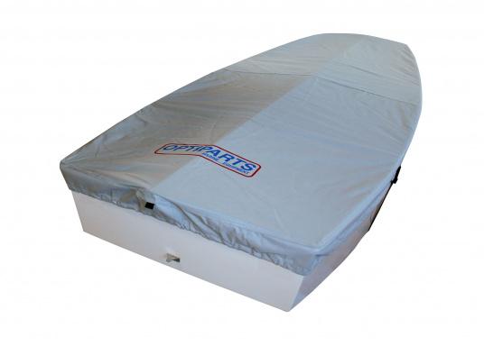Diese Oberpersenningaus robustem, beschichtetem und UV-beständigem Nylon bietet Schutz im Wasser, auf dem Land und beim Transport.