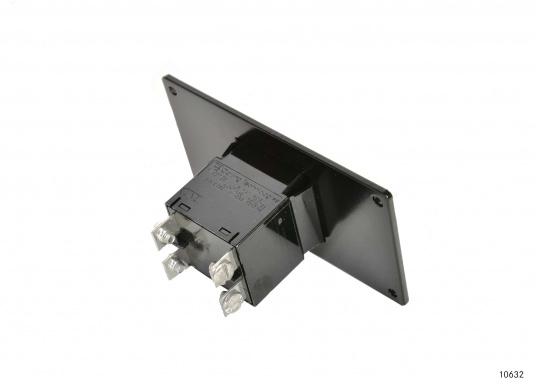 Zweipoliger Sicherungsautomat für UKW-Seefunkanlagen mit Postzulassung mit Schaltern in der bewährten CARLINGSWITCH-Qualität.  (Bild 3 von 6)