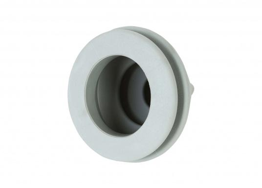 Faltenbälge aus hochwertigem Polyurethan-Gummi für die Durchführung von Steuerkabeln, Elektroleitungen und Benzinschläuchen. Ein Kabelschutzsystem ist separat erhältlich. (Bild 9 von 16)