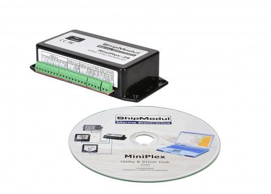 Das kennt jeder: durch den Einzug von Computern, Navigationssoftware und hochwertiger Bordelektrik, stellt sich das Problem der Anschlüsse. DerShipmodul NMEA Multiplexer bietet die Lösung.  (Bild 3 von 3)