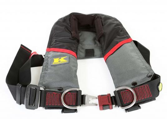 Komfortable Rettungsweste NOVA 150 AHR von KADEMATIC mit 170 N Auftrieb.  (Bild 2 von 4)