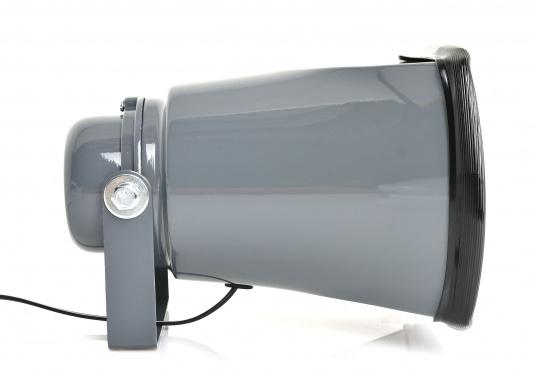 Diese seewasser- und korrosionsbeständigen Außenlautsprecher sind für den Einsatz an Wechselsprechanlagen geeignet. Max. 25Watt Belastbarkeit.  (Bild 3 von 3)