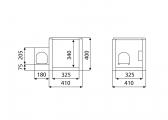 Einbaukühlboxen CB-36