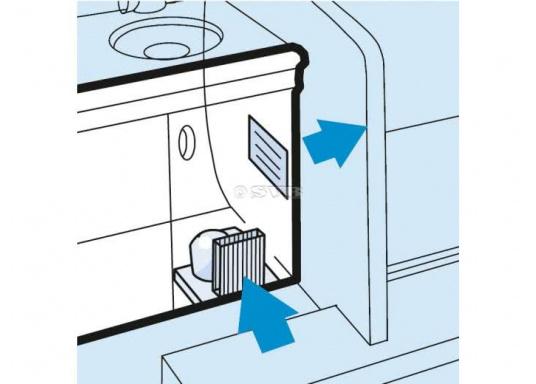 Ideal alsEinsteiger-Aggregate für kleinere Kühlrauminhalte und für den Einsatz in kühlen Gewässern. Erhältlich in zwei unterschiedlichen Bauformen mit gleicher Leistung.  (Bild 4 von 5)