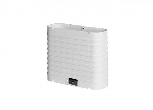 Dieser O-Verdampfer ist für für Kühlrauminhalte von 100 bis 130 Liter bei einer PU-Isolierung von 35 mm bzw. 50 mm geeignet.