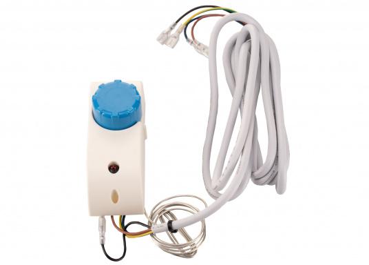 Dieser Kastenverdampfer kann vertikal oder horizontal in Kühlboxen oder Kühlschränke eingebaut werden. Er kann auch als Tiefkühlfach eingesetzt werden. Geeignet für Kühlrauminhalte bis max. 160 Liter bzw. 180 Liter.  (Bild 4 von 4)
