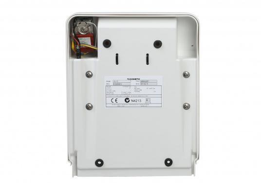 Der Umluftverdampfer ist für Kühlboxen und Kühlschränke geeignet. Er wurde speziell für hohe Umgebungstemperaturen und für Kühlrauminhalte bis max. 200 Liter bei 35 mm bzw. 250 Liter bei 50 mm PU-Isolierung konzipiert.  (Bild 2 von 4)