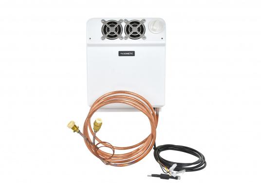 DieserHochleistungs-Lamellenverdampfer bietet schnelles Abkühlverhalten durch Umluftbetrieb. Er wurde speziell konzipiertfür den Betrieb bei hohen Umgebungstemperaturen und für große Kühlrauminhalte.