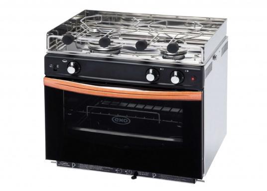 Innovative Technik und Funktion machen den ästhetischen LE GASCOGNE Kocher zu einem Produkt höchster Qualität und Funktionaliät