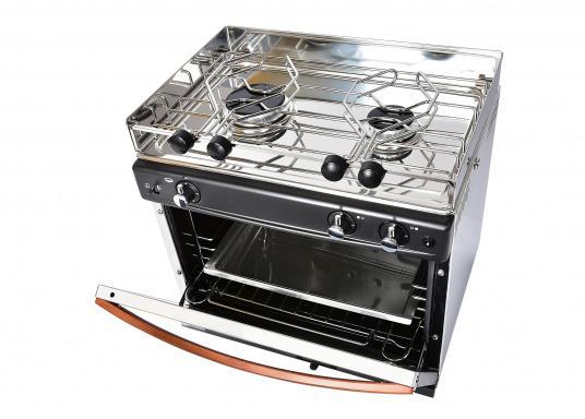 Innovative Technik und Funktion machen den ästhetischen LE GASCOGNE Kocher zu einem Produkt höchster Qualität und Funktionaliät  (Bild 3 von 8)