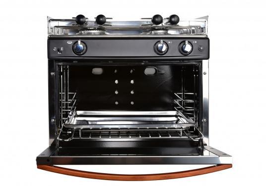Innovative Technik und Funktion machen den ästhetischen LE GASCOGNE Kocher zu einem Produkt höchster Qualität und Funktionaliät  (Bild 2 von 8)