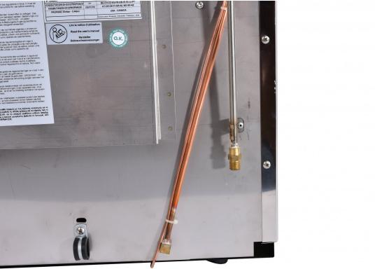 Innovative Technik und Funktion machen den ästhetischen LE GASCOGNE Kocher zu einem Produkt höchster Qualität und Funktionaliät  (Bild 7 von 8)