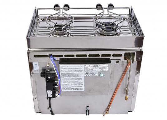 Innovative Technik und Funktion machen den ästhetischen LE GASCOGNE Kocher zu einem Produkt höchster Qualität und Funktionaliät  (Bild 4 von 8)