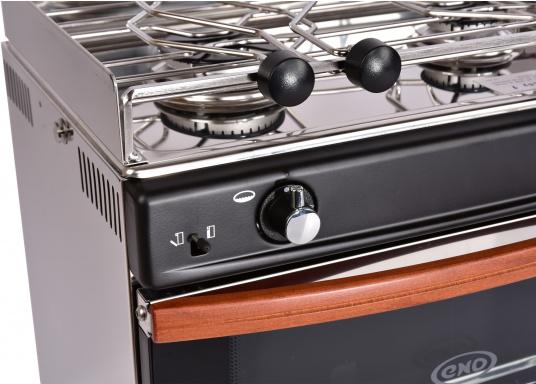 Innovative Technik und Funktion machen den ästhetischen LE GASCOGNE Kocher zu einem Produkt höchster Qualität und Funktionaliät  (Bild 5 von 8)