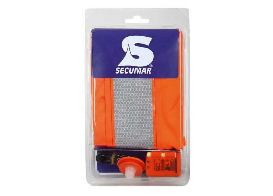 SECUMAR accessory pack for the BOLERO 275 and BOLERO 275 DUO PROTECT. Contains Sprayhood and SECULUX FCFX-II emergency light.