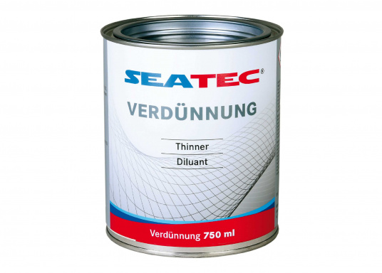 SEATEC thinner fo rSEATEC antifouling. Content: 750 ml.