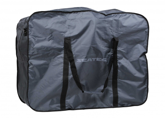 Sturdy carry bag, perfect for folding bikes. With a large zipper and comfortable carrying handles.