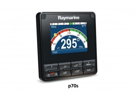 Präzise Einhaltung des Kurses: Der neue Autopilot EVOLUTION von Raymarine macht das Selbststeuern Ihres Bootes so einfach wie noch nie zuvor!  (Bild 5 von 16)