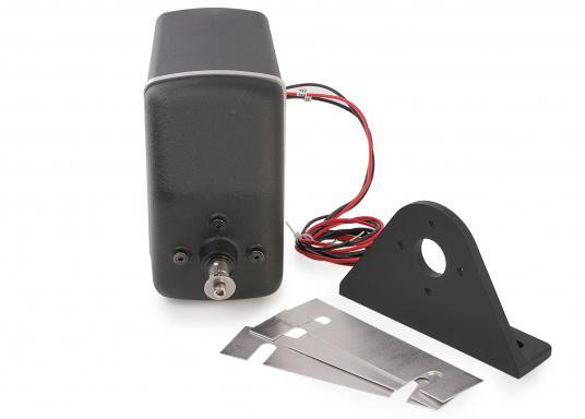 L'unité mécanique rotative pour autopilotes Raymarine convient aux bateau à moteur et aux voiliers avec une barre à drosses ou rod. Cette unité de puissance performante est silencieuse.  (Image 5 de 6)