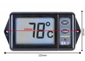 Exhaust Gas Temperature Indicator with Alarm