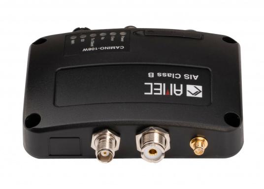 Die neue Generation der AIS-B Sender/Empfänger: optimierte Empfangs- und Sendeleistung in einem kompakten Gehäuse.  (Bild 3 von 4)