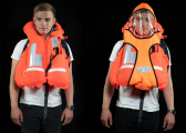 SURVIVAL 220 Life Jacket / blue/white