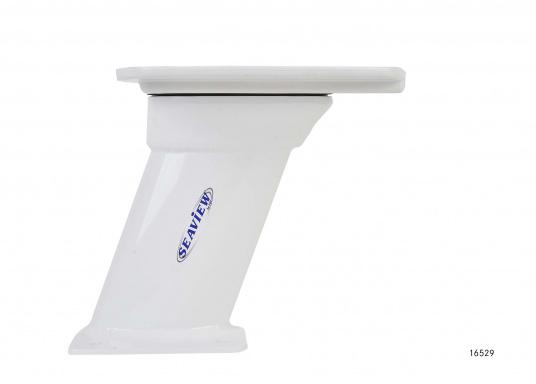 Ideal geeignet für Montage auf Gerätebügel oder Aufbau. Aluminium weiß beschichtet. Lieferbar in verschiedenen Ausführungen.  (Bild 14 von 22)