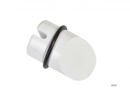 Ideal geeignet für Montage auf Gerätebügel oder Aufbau. Aluminium weiß beschichtet. Lieferbar in verschiedenen Ausführungen.  (Bild 7 von 22)