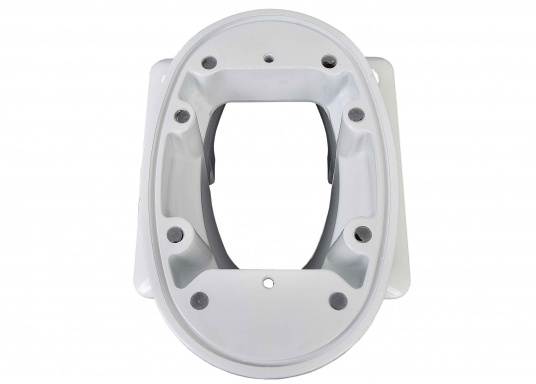 Ideal geeignet für Montage auf Gerätebügel oder Aufbau. Aluminium weiß beschichtet. Lieferbar in verschiedenen Ausführungen.  (Bild 4 von 22)