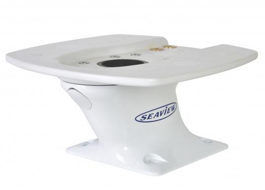 Ideal geeignet für Montage auf Gerätebügel oder Aufbau. Aluminium weiß beschichtet. Lieferbar in verschiedenen Ausführungen.