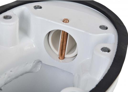 Ideal geeignet für Montage auf Gerätebügel oder Aufbau. Aluminium weiß beschichtet. Lieferbar in verschiedenen Ausführungen.  (Bild 18 von 22)