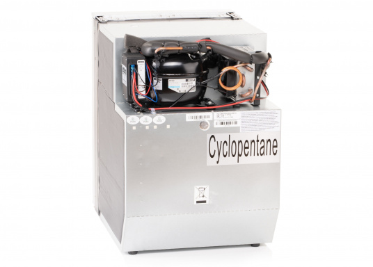 Die Kühlgeräte der Serie CRUISE ELEGANCE von isotherm sind das Ergebnis sorgfältiger Forschung. Sie verbinden technische Innovationen mit ausgeklügeltem und äußerst praktischem Design.  (Bild 7 von 8)