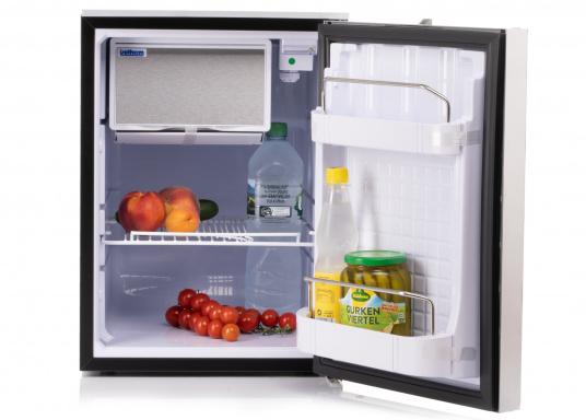 Die Kühlgeräte der Serie CRUISE ELEGANCE von isotherm sind das Ergebnis sorgfältiger Forschung. Sie verbinden technische Innovationen mit ausgeklügeltem und äußerst praktischem Design.  (Bild 3 von 8)