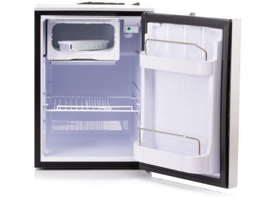 Die Kühlgeräte der Serie CRUISE ELEGANCE von isotherm sind das Ergebnis sorgfältiger Forschung. Sie verbinden technische Innovationen mit ausgeklügeltem und äußerst praktischem Design.  (Bild 8 von 8)