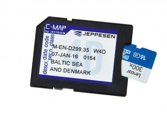 The new C-MAP MAX-N cartography we offer gives Lowrance, Simrad and B&G customers access to C-MAP by Jeppesen's extensive worldwide portfolio and a complete range of chart data so that enjoying your boating adventures is possible worldwide. (Image 2 of 2)