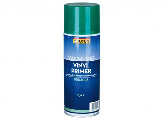 Schnelltrocknende Vinylgrundierung zum Aufsprühen. Ideal als Haftvermittler für das Antifouling AQUALINE OPTIMA geeignet.